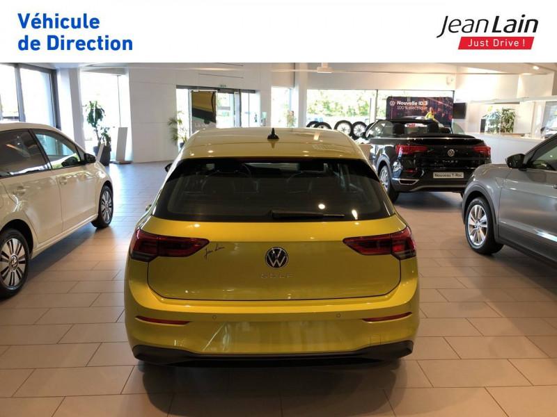 Volkswagen Golf VII Golf 1.5 TSI ACT OPF 130 BVM6 Life 1st 5p Jaune occasion à Margencel - photo n°6