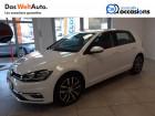 Volkswagen Golf VII Golf 1.6 TDI 115 BVM5 Carat 5p Blanc à Voiron 38