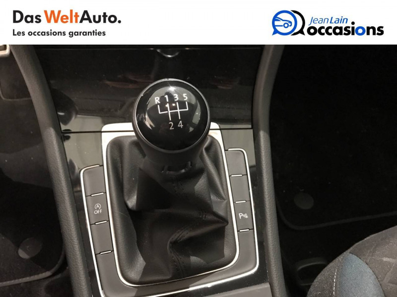 Volkswagen Golf VII Golf 1.6 TDI 115 FAP BVM5 IQ.DRIVE 5p Gris occasion à Albertville - photo n°13