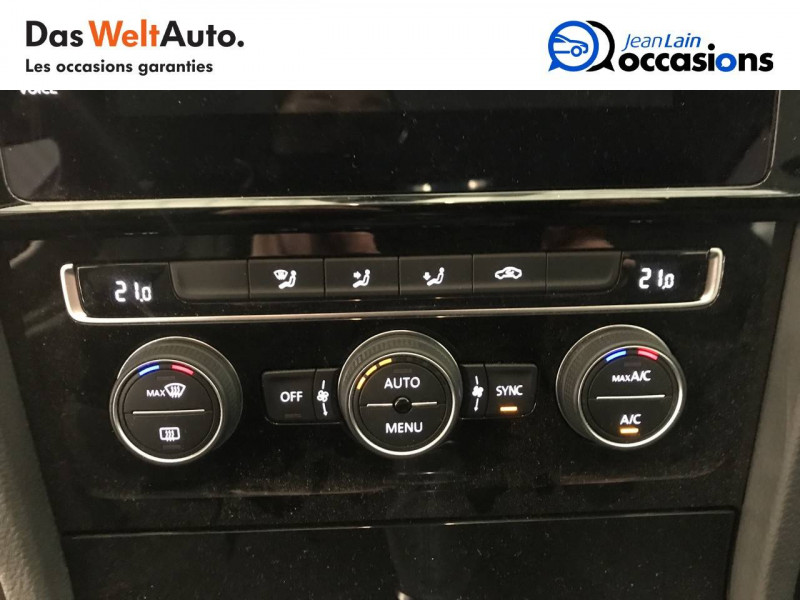 Volkswagen Golf VII Golf 1.6 TDI 115 FAP BVM5 IQ.DRIVE 5p Gris occasion à Albertville - photo n°14