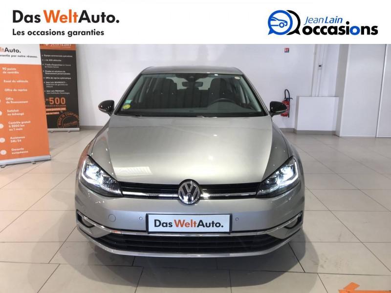 Volkswagen Golf VII Golf 1.6 TDI 115 FAP BVM5 IQ.DRIVE 5p Gris occasion à Albertville - photo n°2