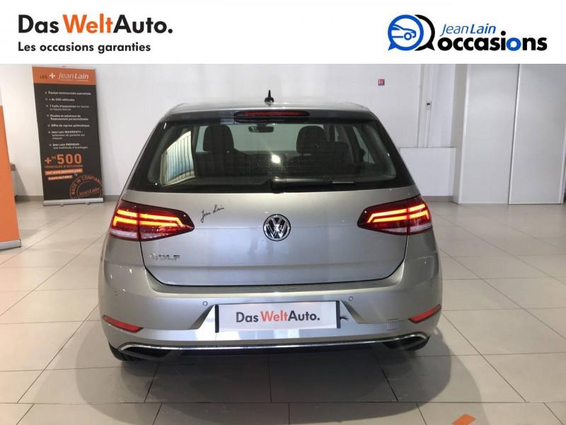 Volkswagen Golf VII Golf 1.6 TDI 115 FAP BVM5 IQ.DRIVE 5p Gris occasion à Albertville - photo n°6