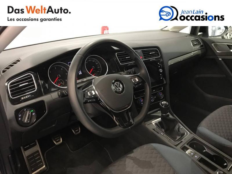 Volkswagen Golf VII Golf 1.6 TDI 115 FAP BVM5 IQ.DRIVE 5p Gris occasion à Albertville - photo n°11