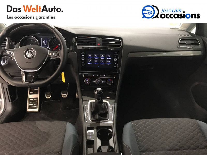 Volkswagen Golf VII Golf 1.6 TDI 115 FAP BVM5 IQ.DRIVE 5p Gris occasion à Albertville - photo n°18