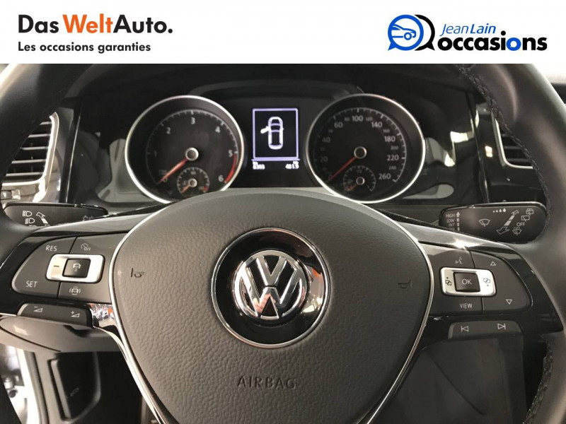Volkswagen Golf VII Golf 1.6 TDI 115 FAP BVM5 IQ.DRIVE 5p Gris occasion à Albertville - photo n°12