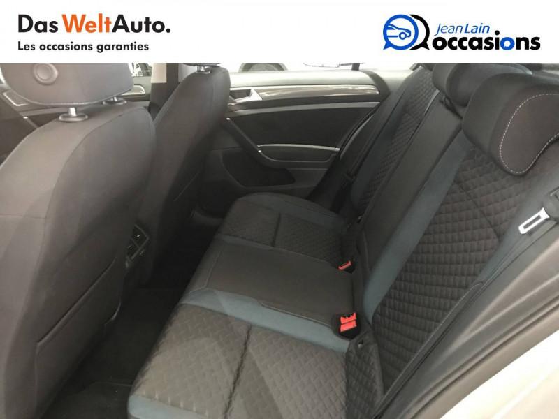 Volkswagen Golf VII Golf 1.6 TDI 115 FAP BVM5 IQ.DRIVE 5p Gris occasion à Albertville - photo n°17