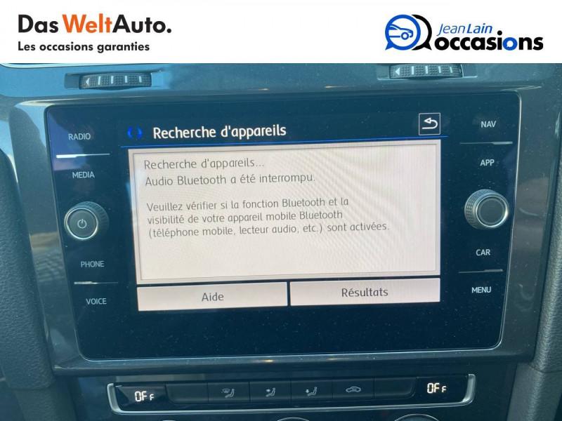 Volkswagen Golf VII Golf 2.0 TDI 150 FAP BVM6 Confortline 5p Gris occasion à Saint-Jean-de-Maurienne - photo n°16