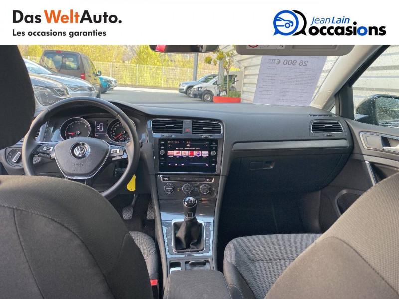 Volkswagen Golf VII Golf 2.0 TDI 150 FAP BVM6 Confortline 5p Gris occasion à Saint-Jean-de-Maurienne - photo n°18