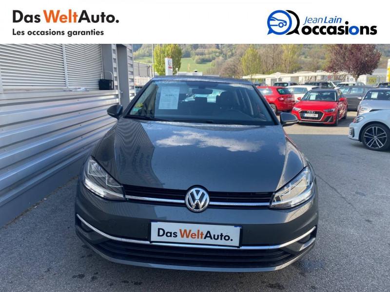Volkswagen Golf VII Golf 2.0 TDI 150 FAP BVM6 Confortline 5p Gris occasion à Saint-Jean-de-Maurienne - photo n°2