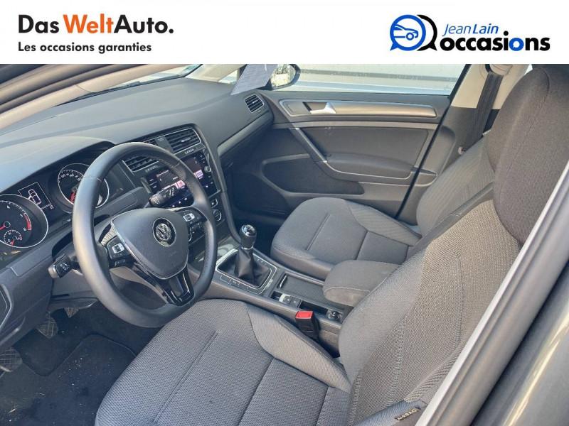 Volkswagen Golf VII Golf 2.0 TDI 150 FAP BVM6 Confortline 5p Gris occasion à Saint-Jean-de-Maurienne - photo n°11