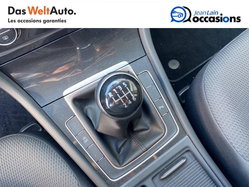 Volkswagen Golf VII Golf 2.0 TDI 150 FAP BVM6 Confortline 5p Gris occasion à Saint-Jean-de-Maurienne - photo n°13