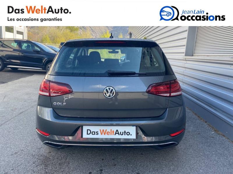 Volkswagen Golf VII Golf 2.0 TDI 150 FAP BVM6 Confortline 5p Gris occasion à Saint-Jean-de-Maurienne - photo n°6
