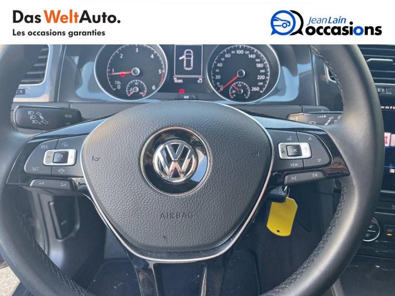 Volkswagen Golf VII Golf 2.0 TDI 150 FAP BVM6 Confortline 5p Gris occasion à Saint-Jean-de-Maurienne - photo n°12