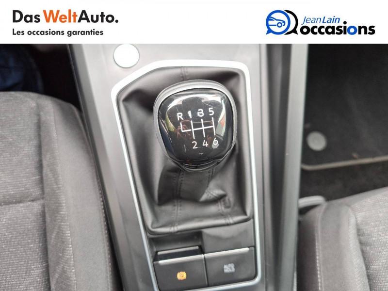Volkswagen Golf VII Golf 2.0 TDI SCR 115 BVM6 Life 1st 5p Gris occasion à Bellegarde-sur-Valserine - photo n°13