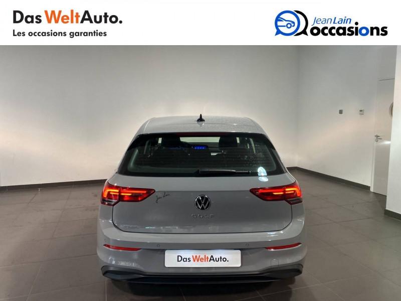 Volkswagen Golf VII Golf 2.0 TDI SCR 115 BVM6 Life Business 1st 5p Gris occasion à Seynod - photo n°6
