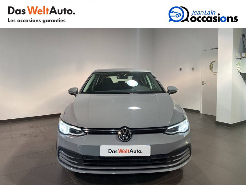 Volkswagen Golf VII Golf 2.0 TDI SCR 115 BVM6 Life Business 1st 5p Gris occasion à Seynod - photo n°2