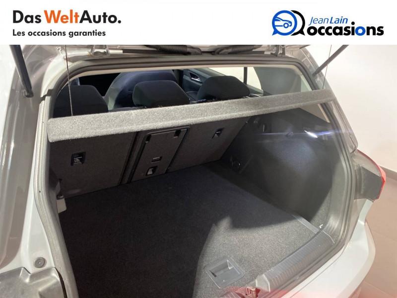 Volkswagen Golf VII Golf 2.0 TDI SCR 115 BVM6 Life Business 1st 5p Gris occasion à Seynod - photo n°10