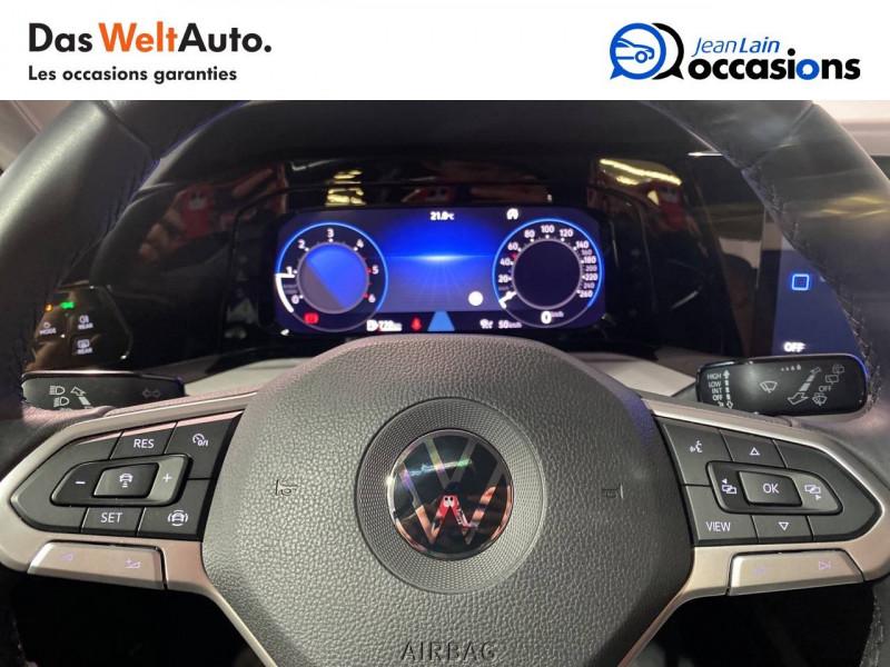 Volkswagen Golf VII Golf 2.0 TDI SCR 115 BVM6 Life Business 1st 5p Gris occasion à Seynod - photo n°12