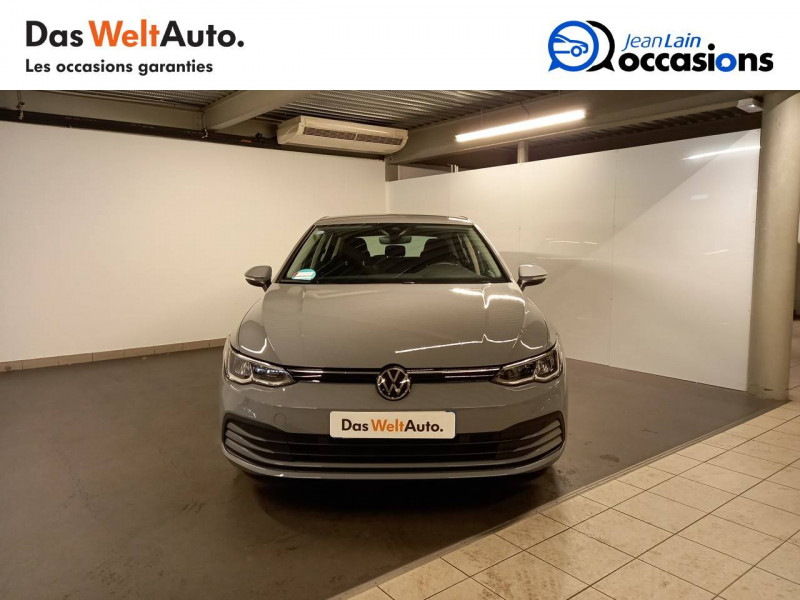 Volkswagen Golf VII Golf 2.0 TDI SCR 115 BVM6 Life Business 1st 5p Gris occasion à La Motte-Servolex - photo n°2