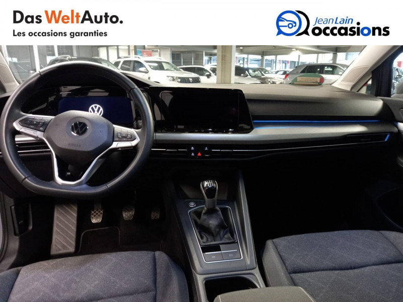 Volkswagen Golf VII Golf 2.0 TDI SCR 115 BVM6 Life Business 1st 5p Gris occasion à La Motte-Servolex - photo n°18