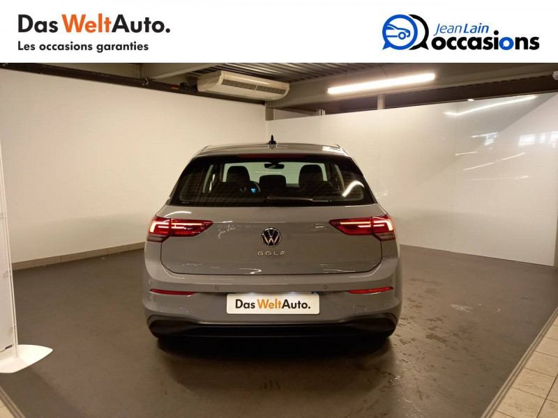 Volkswagen Golf VII Golf 2.0 TDI SCR 115 BVM6 Life Business 1st 5p Gris occasion à La Motte-Servolex - photo n°6