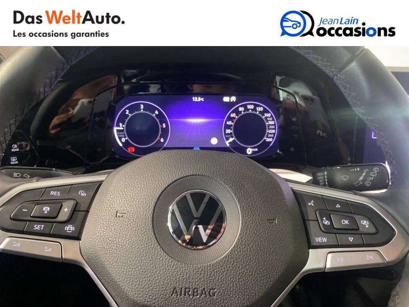 Volkswagen Golf VII Golf 2.0 TDI SCR 115 BVM6 Life Business 1st 5p Noir occasion à Seynod - photo n°12