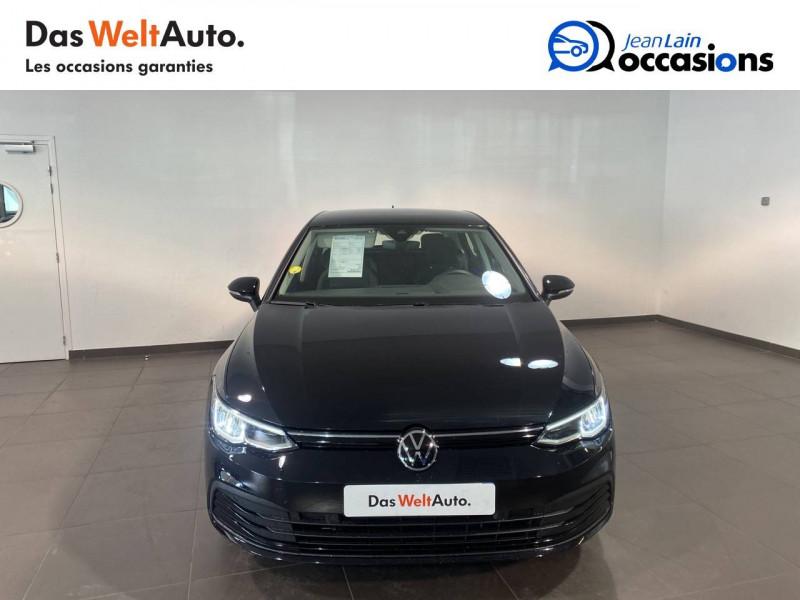 Volkswagen Golf VII Golf 2.0 TDI SCR 115 BVM6 Life Business 1st 5p Noir occasion à Seynod - photo n°2
