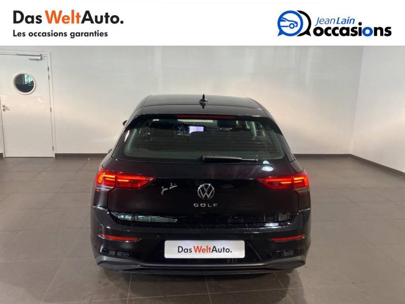 Volkswagen Golf VII Golf 2.0 TDI SCR 115 BVM6 Life Business 1st 5p Noir occasion à Seynod - photo n°6