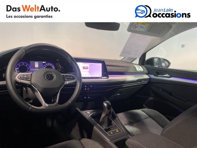 Volkswagen Golf VII Golf 2.0 TDI SCR 115 BVM6 Life Business 1st 5p Noir occasion à Seynod - photo n°18