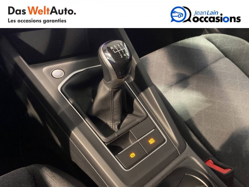 Volkswagen Golf VII Golf 2.0 TDI SCR 115 BVM6 Life Business 1st 5p Noir occasion à Seynod - photo n°13
