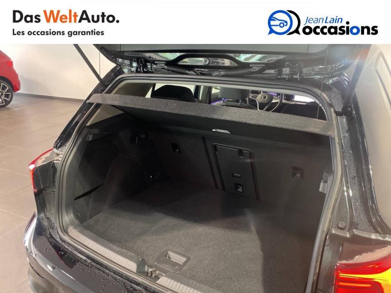 Volkswagen Golf VII Golf 2.0 TDI SCR 115 BVM6 Life Business 1st 5p Noir occasion à Seynod - photo n°10