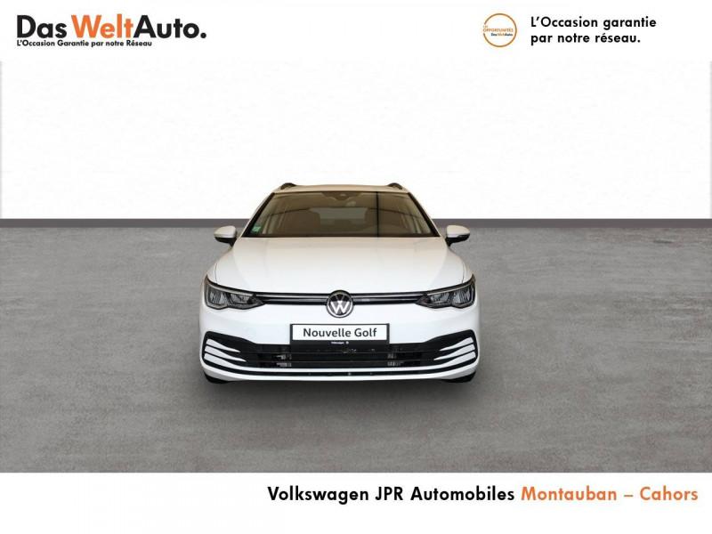 Volkswagen Golf VII Golf 2.0 TDI SCR 150 DSG7 Life 5p Blanc occasion à montauban