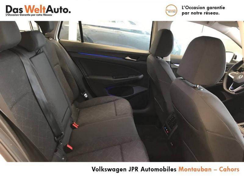 Volkswagen Golf VII Golf 2.0 TDI SCR 150 DSG7 Life 5p Blanc occasion à montauban - photo n°7