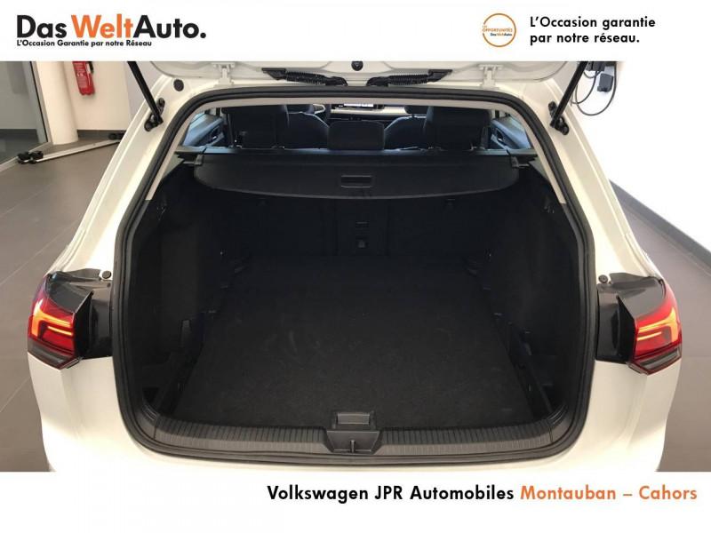 Volkswagen Golf VII Golf 2.0 TDI SCR 150 DSG7 Life 5p Blanc occasion à montauban - photo n°11