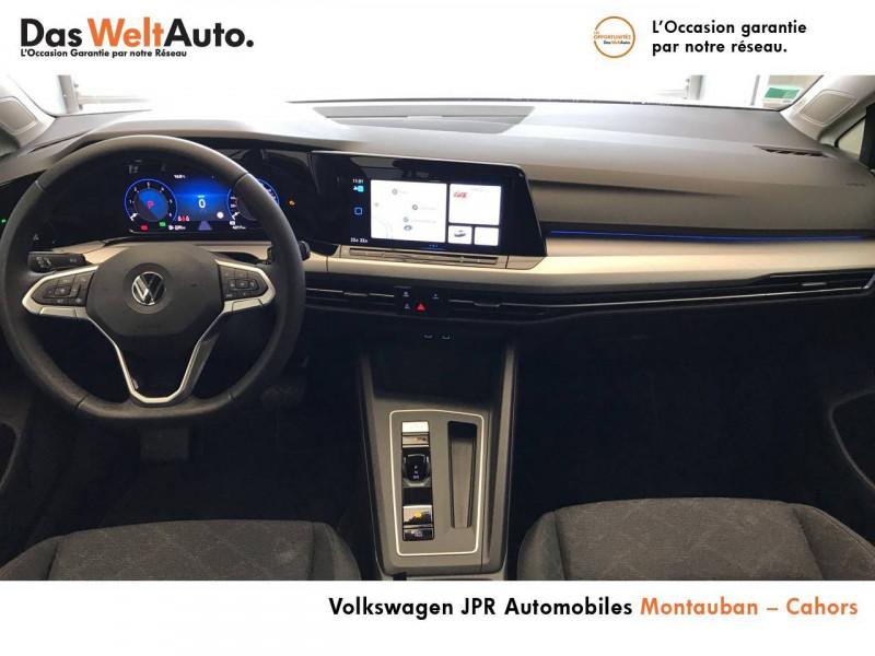 Volkswagen Golf VII Golf 2.0 TDI SCR 150 DSG7 Life 5p Blanc occasion à montauban - photo n°5