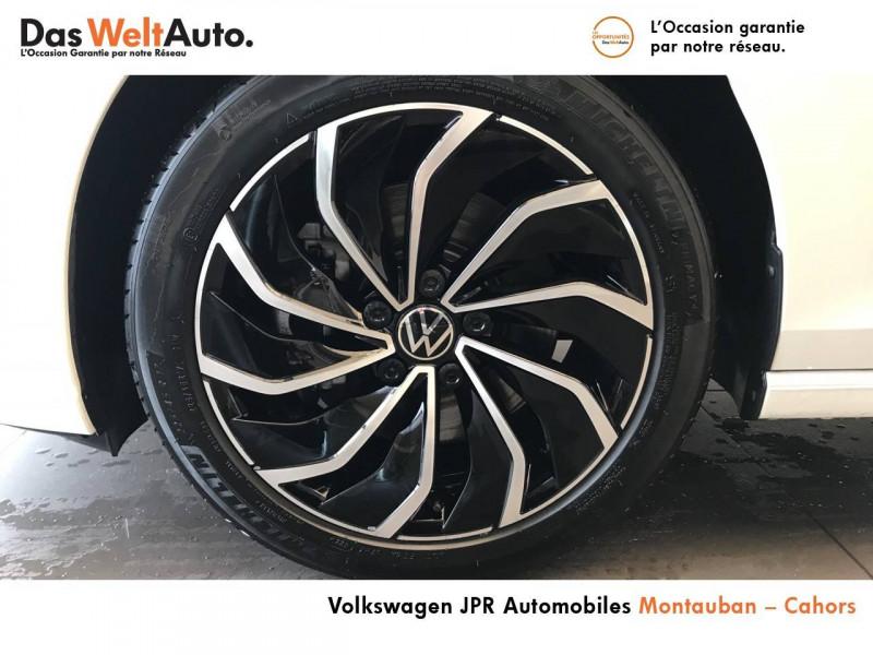 Volkswagen Golf VII Golf 2.0 TDI SCR 150 DSG7 Life 5p Blanc occasion à montauban - photo n°9