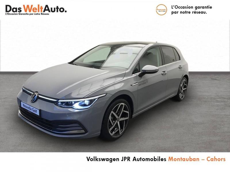 Volkswagen Golf VII Golf 2.0 TDI SCR 150 DSG7 Style 1st 5p Gris occasion à Cahors