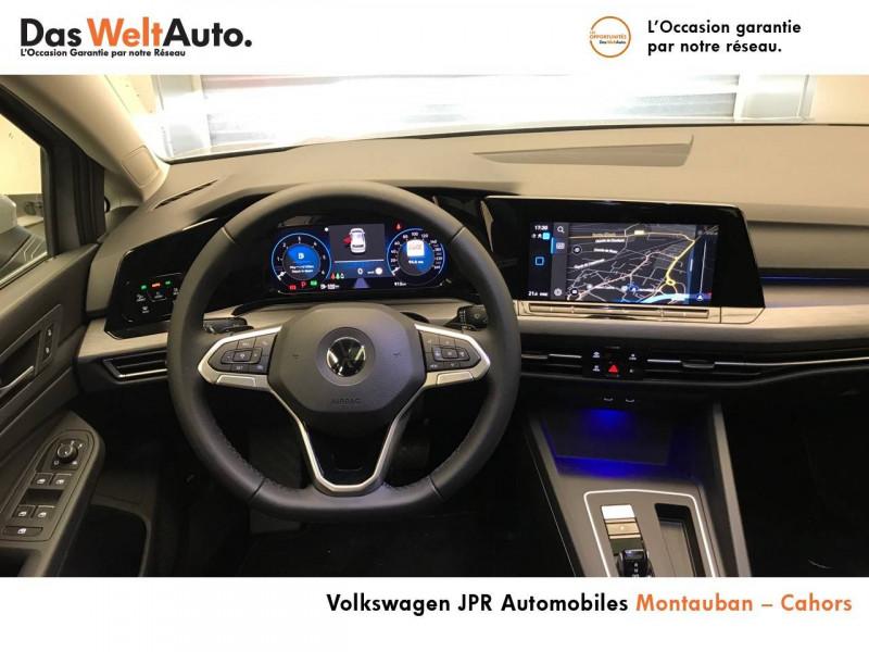 Volkswagen Golf VII Golf 2.0 TDI SCR 150 DSG7 Style 1st 5p Gris occasion à Cahors - photo n°9