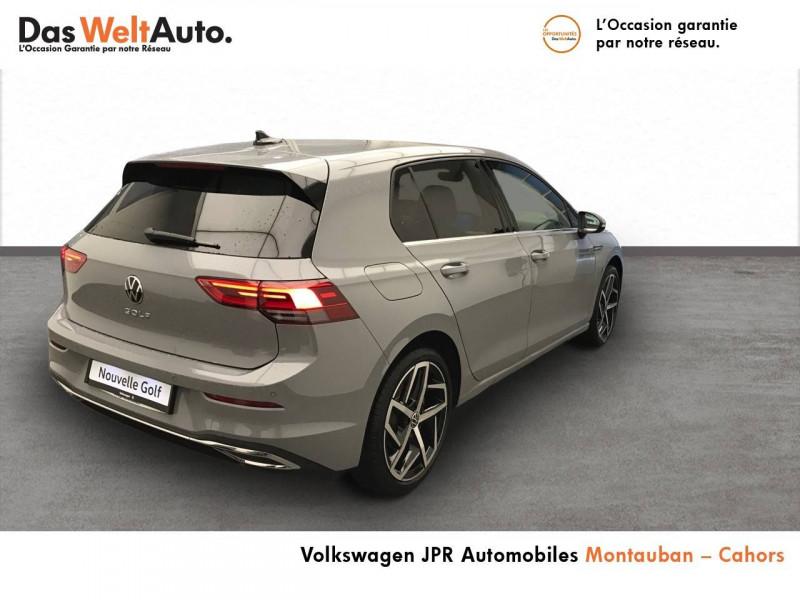 Volkswagen Golf VII Golf 2.0 TDI SCR 150 DSG7 Style 1st 5p Gris occasion à Cahors - photo n°2