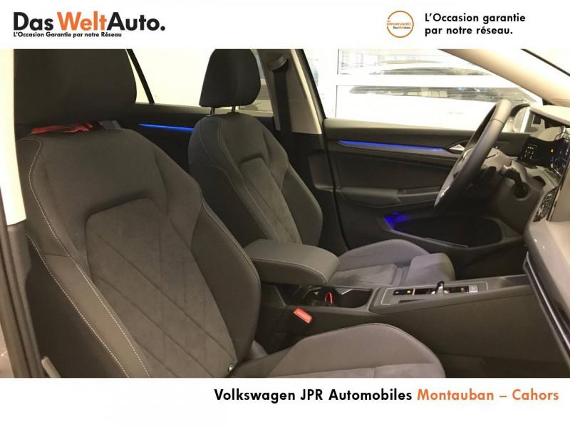 Volkswagen Golf VII Golf 2.0 TDI SCR 150 DSG7 Style 1st 5p Gris occasion à Cahors - photo n°5