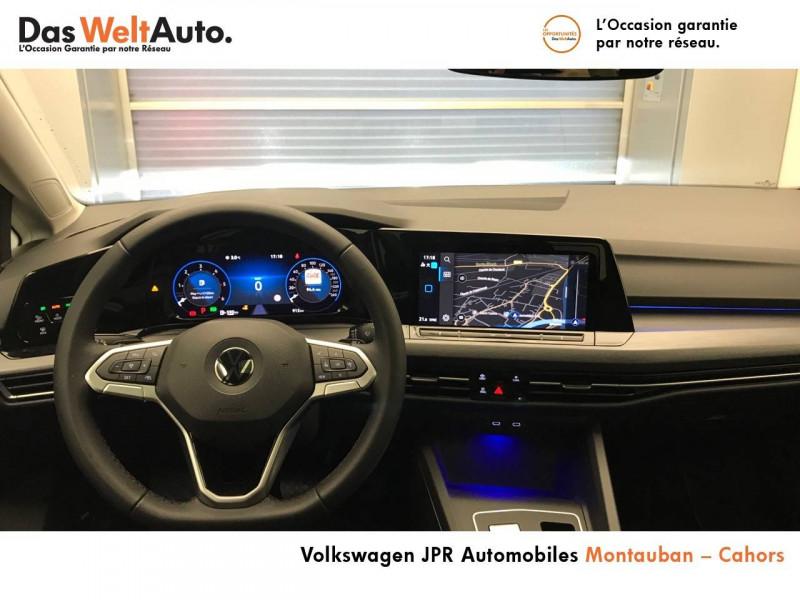 Volkswagen Golf VII Golf 2.0 TDI SCR 150 DSG7 Style 1st 5p Gris occasion à Cahors - photo n°4