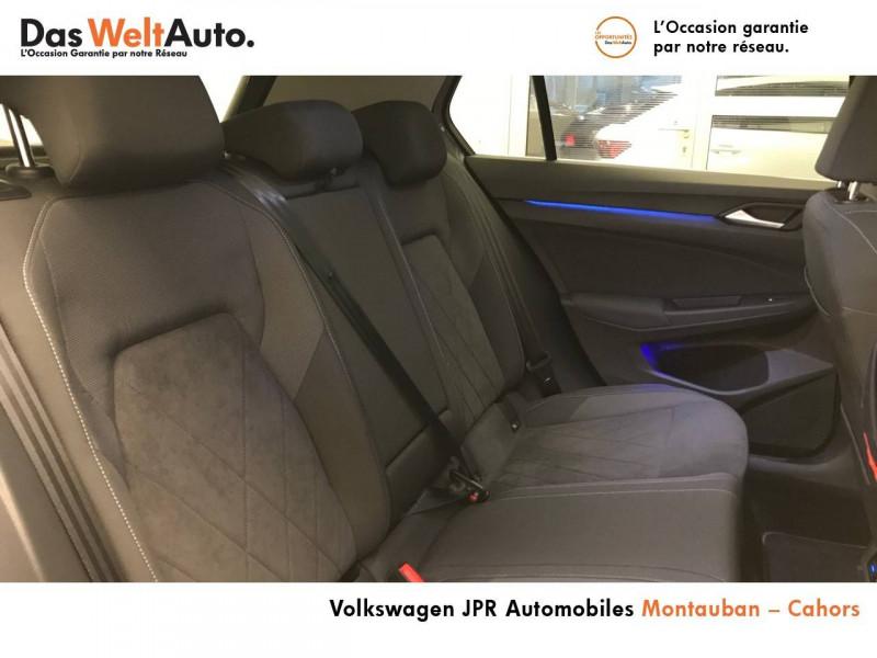 Volkswagen Golf VII Golf 2.0 TDI SCR 150 DSG7 Style 1st 5p Gris occasion à montauban - photo n°6