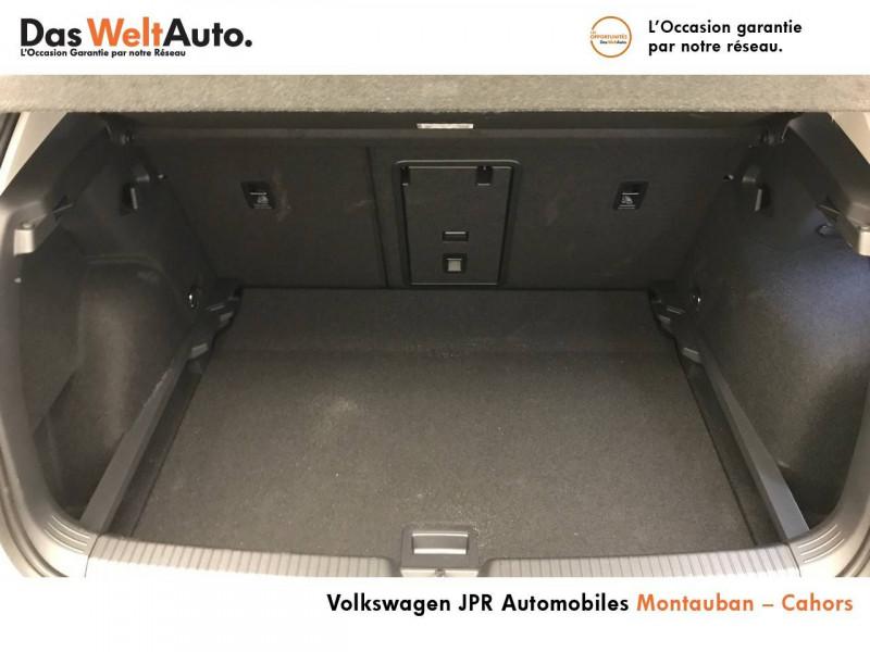 Volkswagen Golf VII Golf 2.0 TDI SCR 150 DSG7 Style 1st 5p Gris occasion à montauban - photo n°10