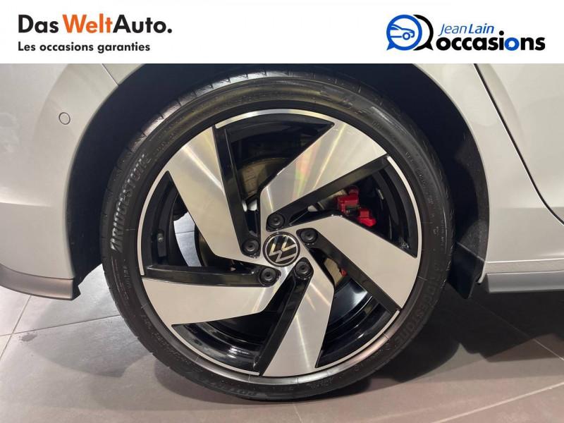 Volkswagen Golf VII Golf 2.0 TSI 245 DSG7 GTI 5p Gris occasion à Seynod - photo n°9