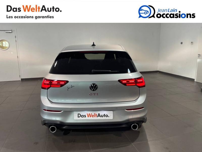 Volkswagen Golf VII Golf 2.0 TSI 245 DSG7 GTI 5p Gris occasion à Seynod - photo n°6