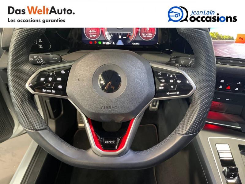 Volkswagen Golf VII Golf 2.0 TSI 245 DSG7 GTI 5p Gris occasion à Seynod - photo n°12