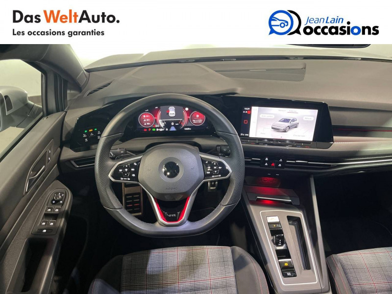 Volkswagen Golf VII Golf 2.0 TSI 245 DSG7 GTI 5p Gris occasion à Seynod - photo n°11