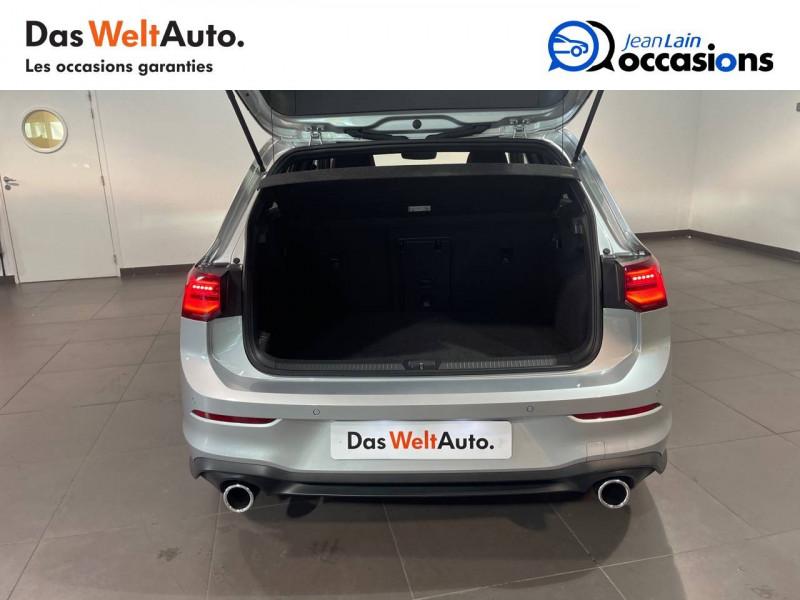 Volkswagen Golf VII Golf 2.0 TSI 245 DSG7 GTI 5p Gris occasion à Seynod - photo n°10