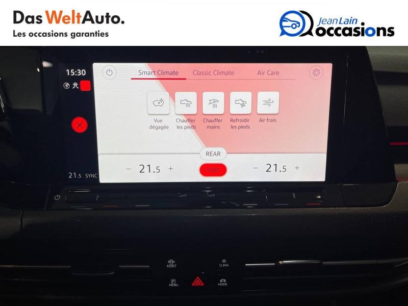 Volkswagen Golf VII Golf 2.0 TSI 245 DSG7 GTI 5p Gris occasion à Seynod - photo n°14