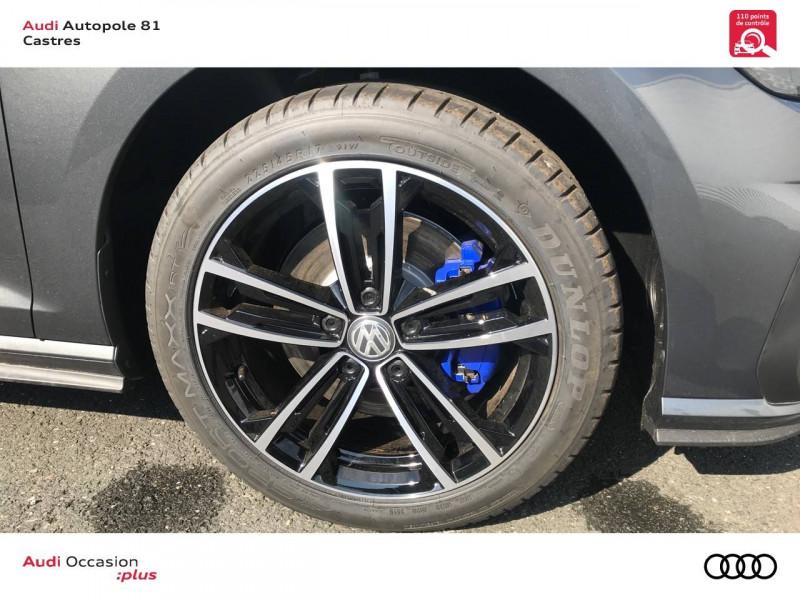 Volkswagen Golf VII Golf Hybride Rechargeable 1.4 TSI 204 DSG6 GTE 5p Gris occasion à Castres - photo n°4